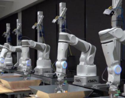 Google não vendeu braços robóticos por falha em teste da escova de dente